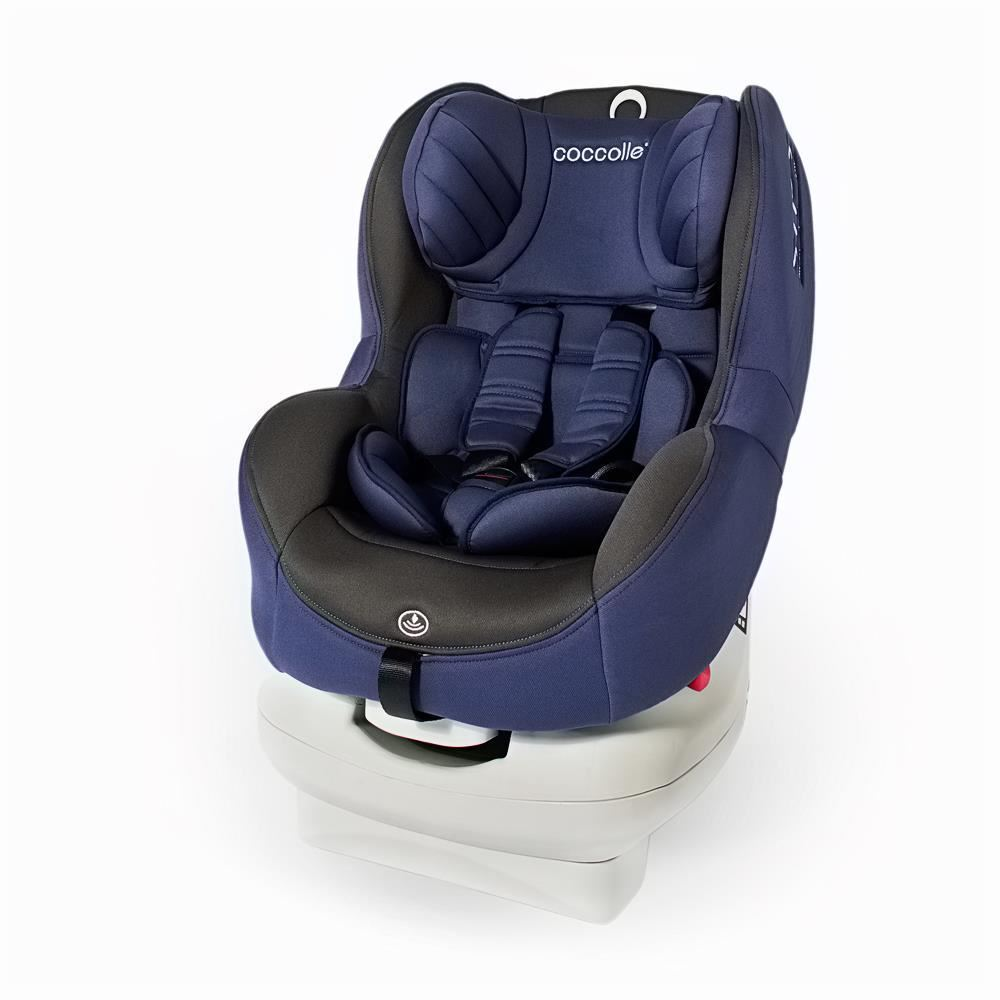Coccolle Mira-Fix baby car seat with Isofix group 0-18 kg Blue