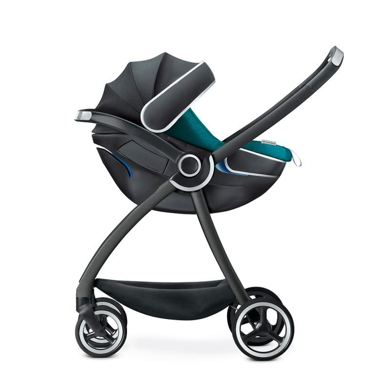 Idan Baby Car Seat Can Be Attached To Maris Stroller Without The Need Of An Adapter