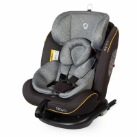 Car seat Isofix 0-36 kg 360 rotative Coccolle Nova Grey