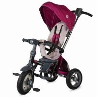 Tricycle Coccolle Velo Air Purple