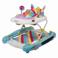 Baby walker Coccolle Unicorn Pink