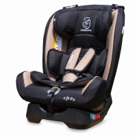 MamaLove Infinity car seat for group 0-36 kg Beige