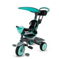 DHS Enjoy Plus children tricycle Green