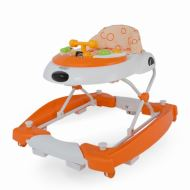 DHSBaby Swing 2 in 1 rocker + baby walker Orange