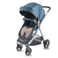 Coccolle Sereno 2 in 1 convertible stroller Blue