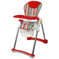 Coccolle Spuntino highchair Red