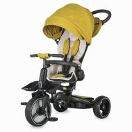 Coccolle Alto multifunctional Tricycle Mustard