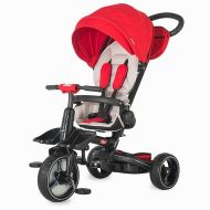 Coccolle Alto multifunctional Tricycle Red