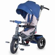 Coccolle Corso multifunctional tricycle Blue