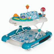 Coccolle Inizio baby walker with rocker Blue