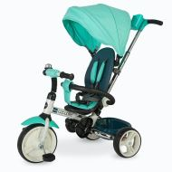Coccolle Urbio foldable tricycle Green