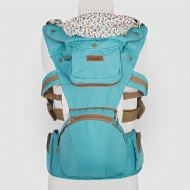 Coccolle Baby Carrier Cara Light Blue