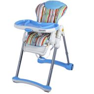 Coccolle Spuntino highchair Blue