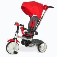 Coccolle Urbio foldable tricycle Red