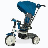 Coccolle Urbio foldable tricycle Blue