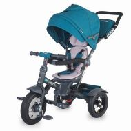 Coccolle Giro Plus multifunctional tricycle Blue