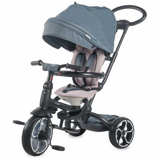 Coccolle MODI+ multifunctional tricycle Grey