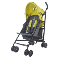MamaLove Holiday sport stroller Yellow
