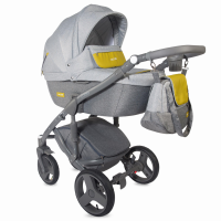Coccolle Cassia 3 in 1 travel system Yellow