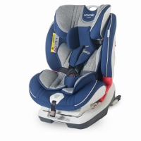 Coccolle Cressida car seat with Isofix group 0-36kg Blue